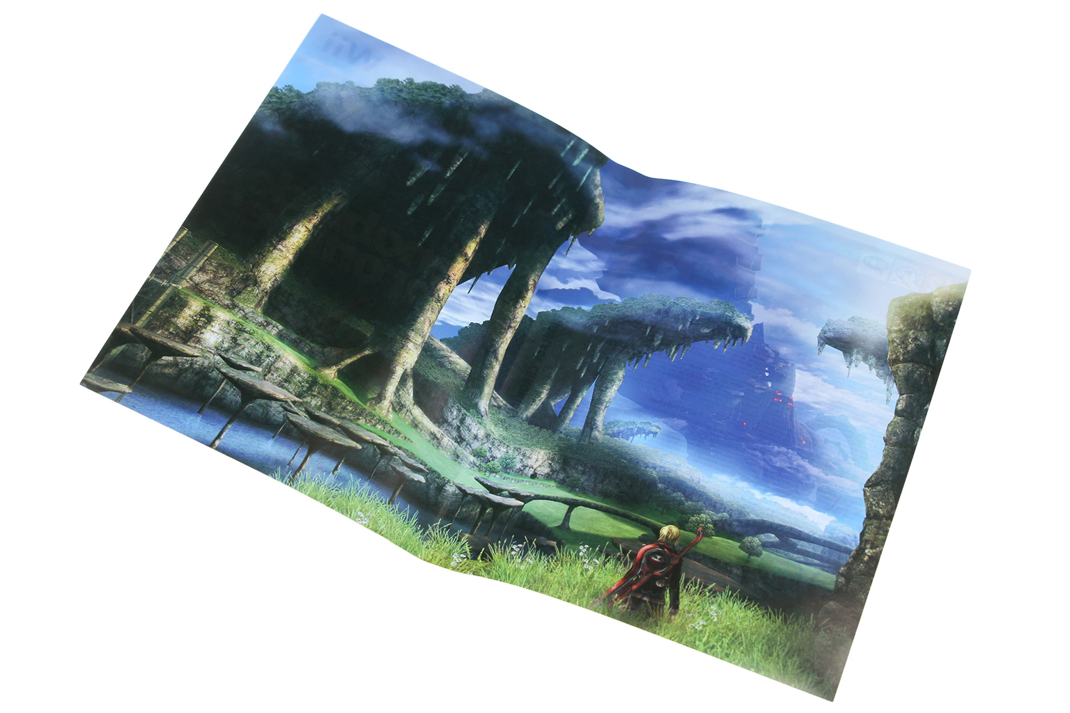 Xenoblade Chronicles detail number 2